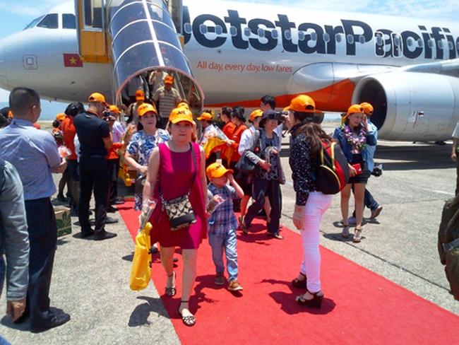 Jetstar Pacific lần đầu tiên có lãi