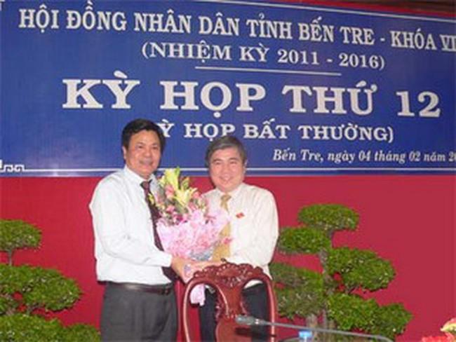 Ông Nguyễn Hữu Lập được bầu làm Phó Chủ tịch UBDN tỉnh Bến Tre