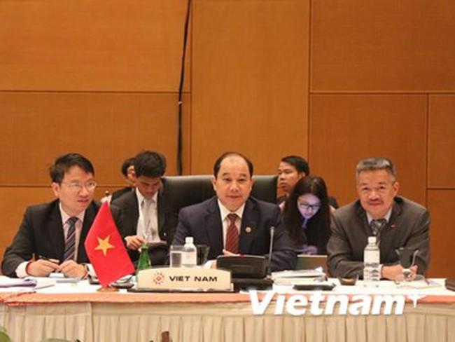 Việt Nam đứng thứ 2 ASEAN về hoàn thành giải pháp xây dựng AEC