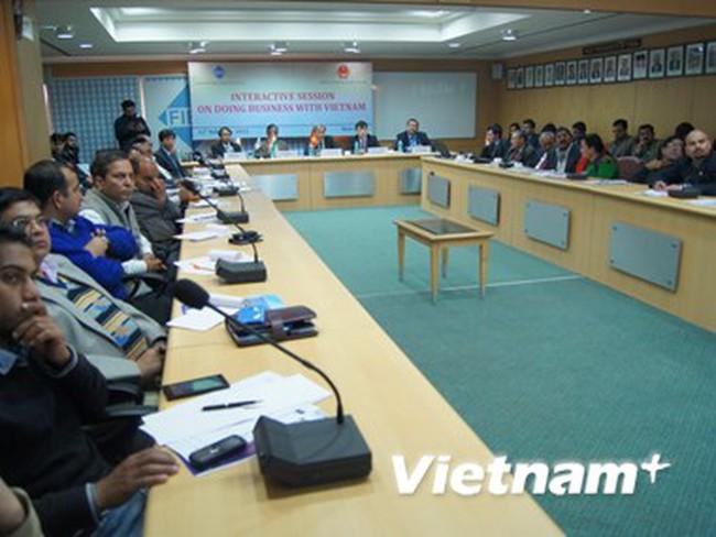 Việt Nam tiếp tục là điểm đầu tư hấp dẫn của các công ty Ấn Độ