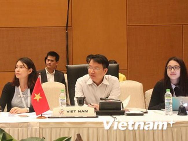 Cuộc họp chuẩn bị cho Hội nghị Bộ trưởng Kinh tế ASEAN 47