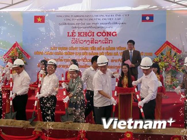Khởi công xây dựng công trình bến cảng số 3 cảng Vũng Áng