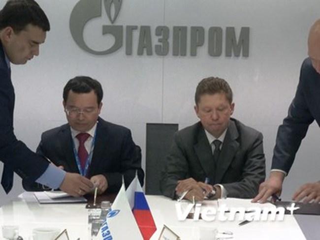 PetroVietnam tăng cường hợp tác với 3 tập đoàn dầu khí hàng đầu Nga