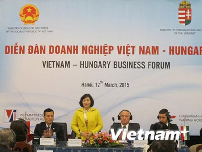 """Việt Nam """"chào đón"""" Hungary đầu tư vào công nghiệp và logistic"""