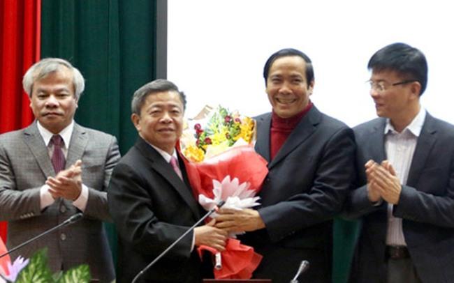 Bí thư Hà Tĩnh về Trung ương, Chủ tịch tỉnh được bầu thay thế