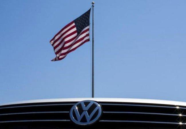 Volkswagen đối mặt với án phạt 18 tỷ USD