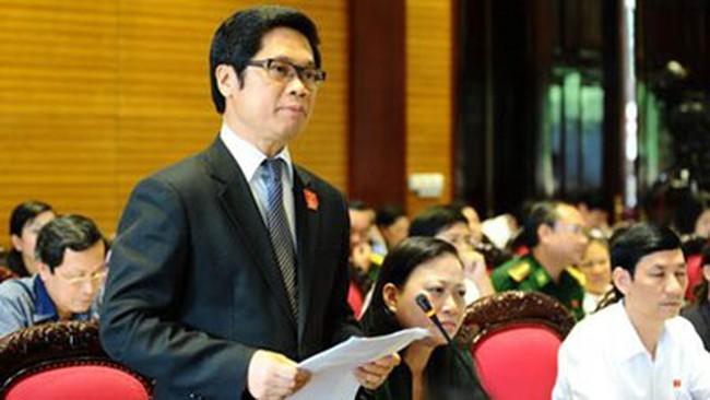 Ông Vũ Tiến Lộc tiếp tục làm Chủ tịch VCCI