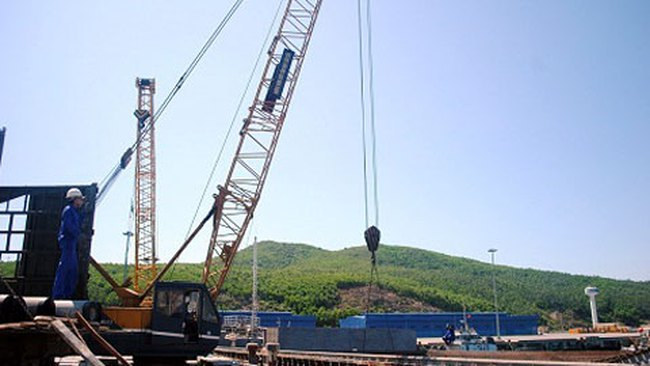 DN Singapore muốn xây cảng 114 triệu USD phục vụ Formosa