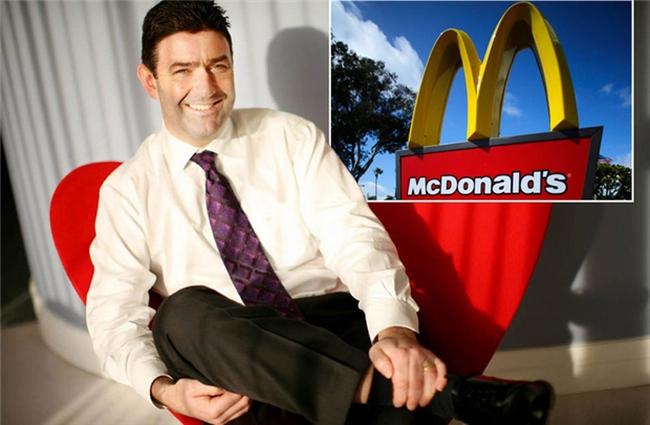 """CEO mới của McDonald và bài toán """"quay về cốt lõi"""""""