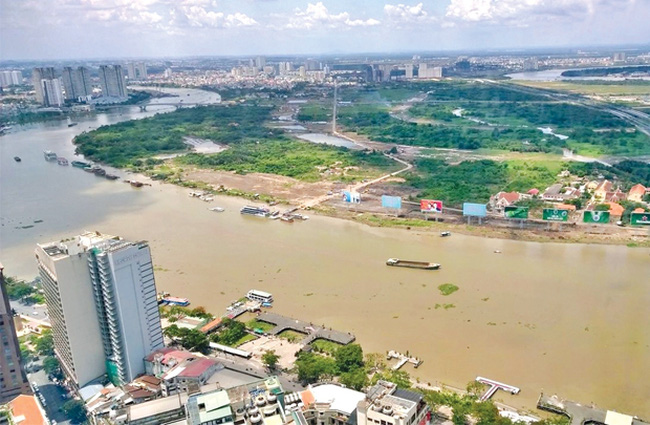 Khu đô thị mới Thủ Thiêm: Rộng cửa cho nhà đầu tư