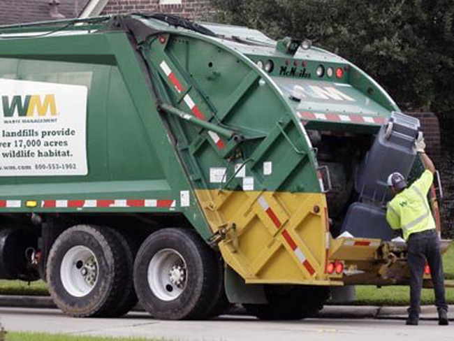 Waste Management - Cỗ máy biến rác thành tiền lớn nhất nước Mỹ