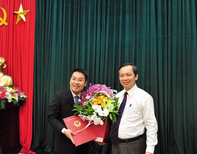 Phó Tổng giám đốc Agribank làm Vụ trưởng Vụ Tài chính kế toán NHNN