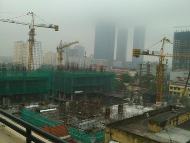 """Soi tiến độ loạt dự án chung cư là hàng """"nóng"""" của BĐS năm 2015"""