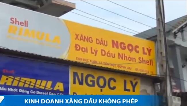 """Nghệ An: Điểm bán xăng dầu không phép """"đua nhau"""" mọc lên"""