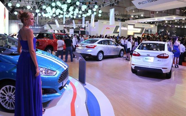 Ford tăng trưởng đột biến tại thị trường Việt Nam