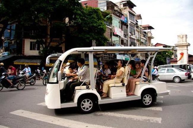 Sẽ có xe điện chở khách từ sân bay Tân Sơn Nhất