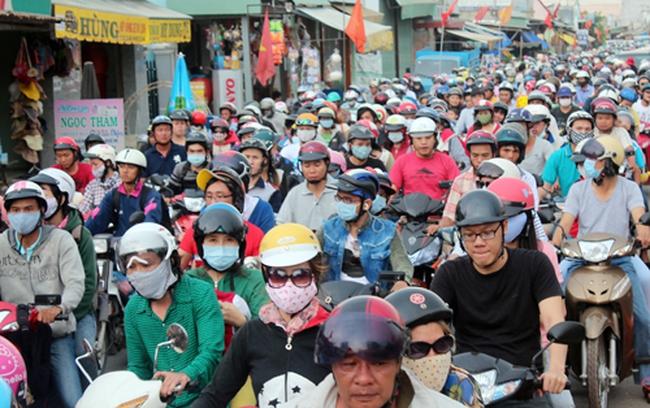 TP.HCM vẫn thu phí đường bộ đối với xe máy