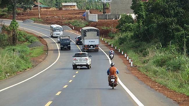 Quốc lộ 14 - Cầu nối phát triển kinh tế Tây Nguyên