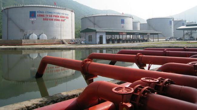 Đầu tư dự ánkho xăng dầu, cảng hậu cần Phú Quốc