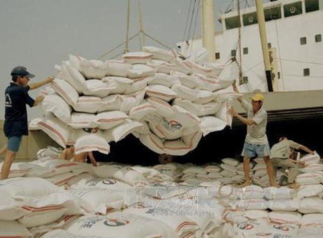 VFA: Không có chuyện tạm dừng xuất khẩu gạo 25% tấm