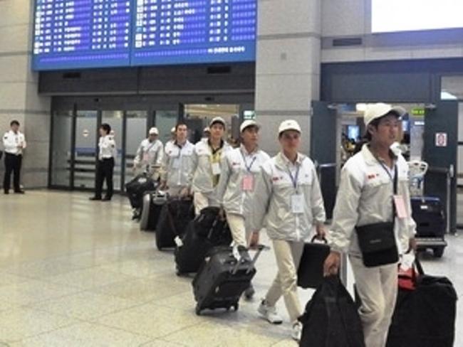 Lao động Việt Nam vui mừng trước tin được cấp phép tại Thái Lan