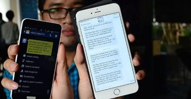 Phát tán tin nhắn: 6 doanh nghiệp bị phạt 535 triệu đồng