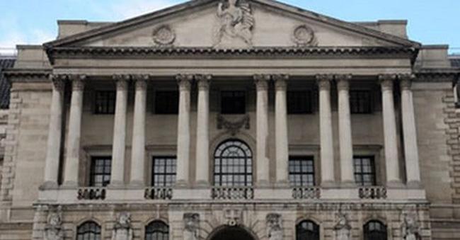 Ngân hàng trung ương Anh sẽ không vội nâng lãi suất trong năm nay