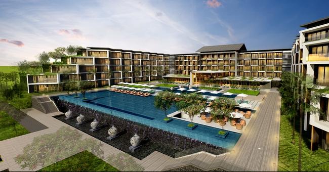 Novotel Phu Quoc Resort khai trương chào năm mới 2016