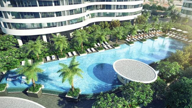 Cơ hội để đầu tư căn hộ cao cấp City Garden