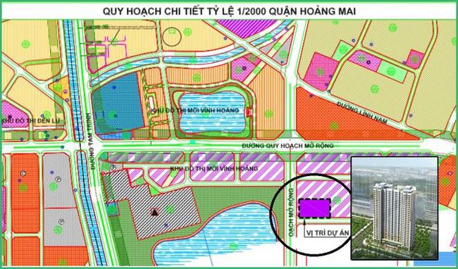 Dự án Đồng Phát Park View - Hoàng Mai chính thức mở bán