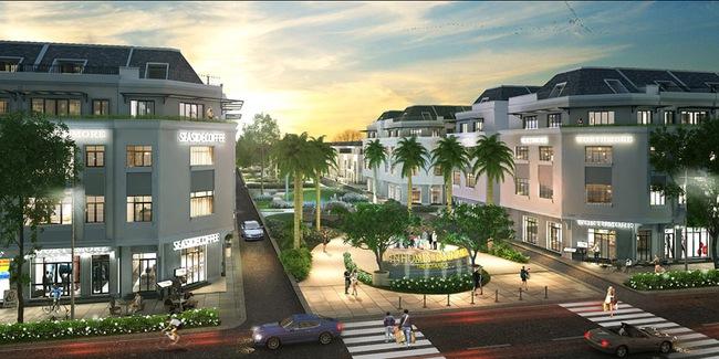 Vinhomes Gardenia ra mắt khu biệt thự và nhà phố thương mại