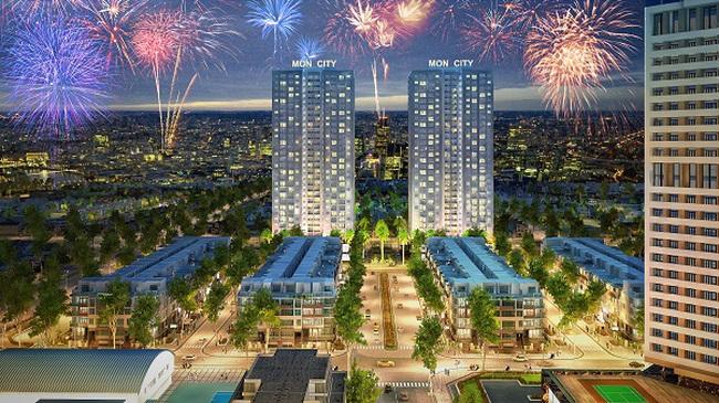 Cơ hội từ sự kiện mở bán dự án Mon City – Mỹ Đình