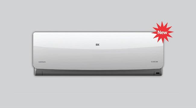 Sumikura vừa tung ra thị trường 2 dòng điều hòa đẳng cấp SK+ và  DC Inverter