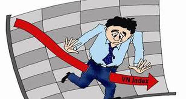 Thứ hai 'đen tối': 1,6 tỷ USD 'biến mất' khỏi thị trường chứng khoán Việt Nam