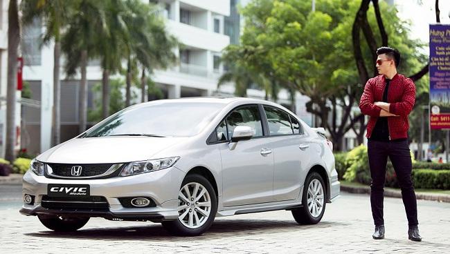 Honda Ô tô Việt Nam đạt doanh số kỷ lục 8.312 xe bán ra trong năm 2015