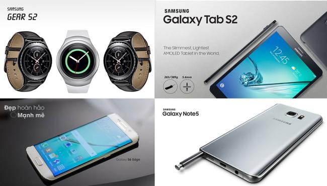 """Mua Samsung trúng """"xế sang tiền tỷ"""" tại Nhật Cường Mobile"""