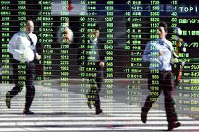 Giá dầu khiến chứng khoán châu Á lao dốc mạnh