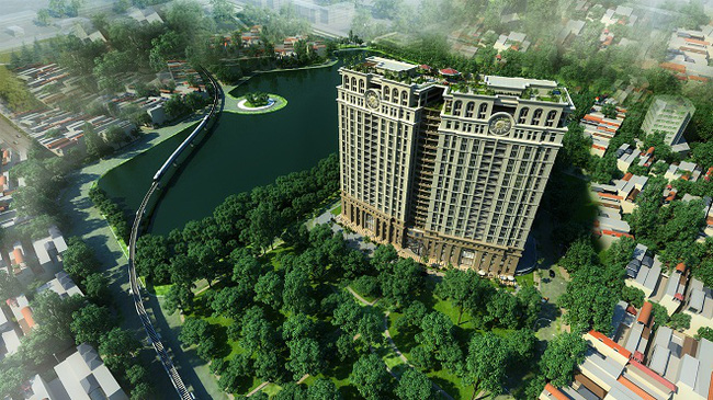 BĐS sôi động với dự án Tân Hoàng Minh