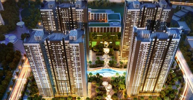 BigHomes là đơn vị phân phối chính thức tòa căn hộ Park 12 – Park Hill Premium
