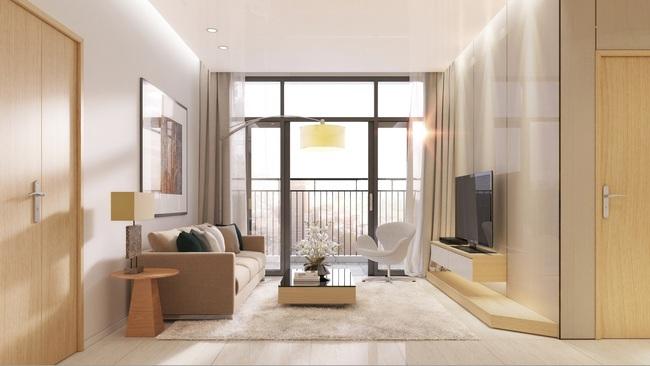 Luxcity, căn hộ cao cấp thu hút thị trường BĐS khu Nam Sài Gòn