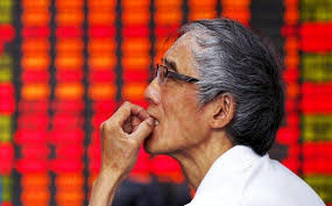 Thất vọng với G20, chứng khoán Trung Quốc giảm mạnh