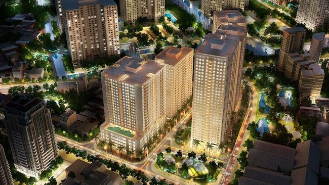 Cất nóc toàn bộ dự án New Horizon City trước ngày 15/4