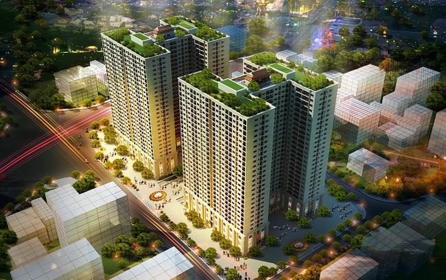 Cơ hội cuối cùng sở hữu căn hộ sang trọng, tiện ích tại Hòa Bình Green City