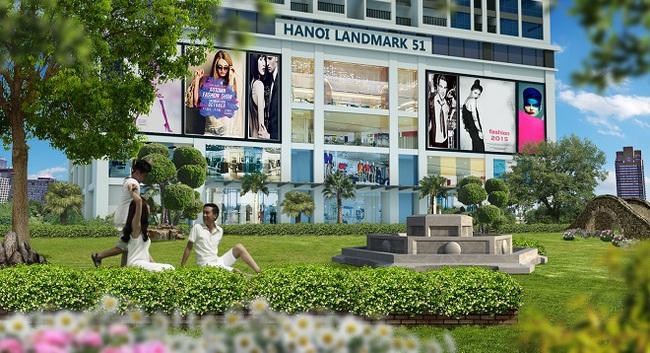 7 điểm hút khách mua nhà ở dự án Hanoi Landmark 51