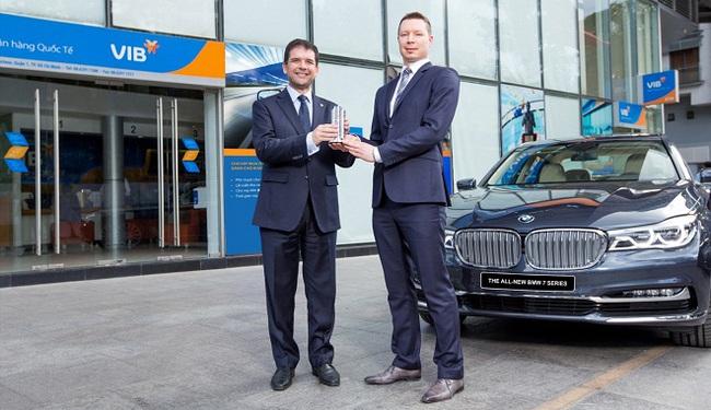 BMW và Ngân hàng VIB ký kết thỏa thuận đối tác chiến lược cung cấp dịch vụ tài chính