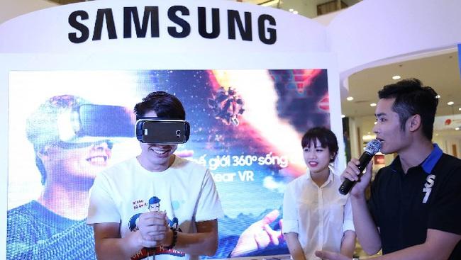 5 lý do sự kiện trải nghiệm Galaxy S7 thu hút đông đảo tín đồ công nghệ