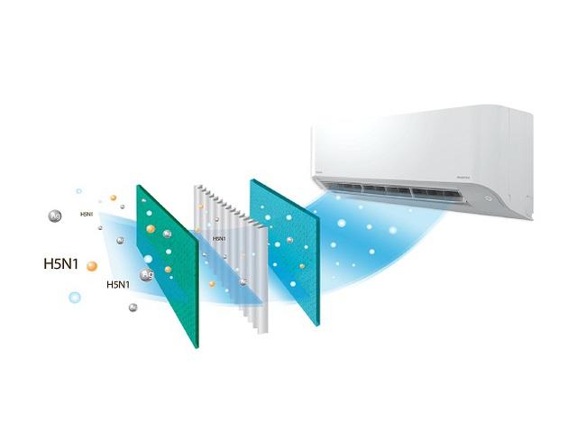 Điều hòa Toshiba Bright Future: tiết kiệm hơn 50% điện năng tiêu thụ