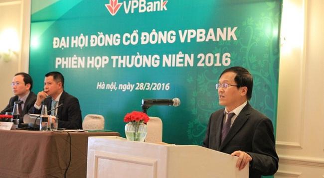 Chủ tịch VPBank hứa lên sàn năm 2016