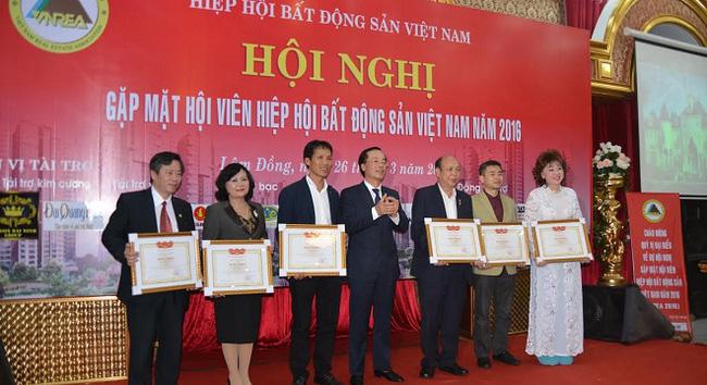 CEO Group được tôn vinh tại Hội nghị VNREA 2016
