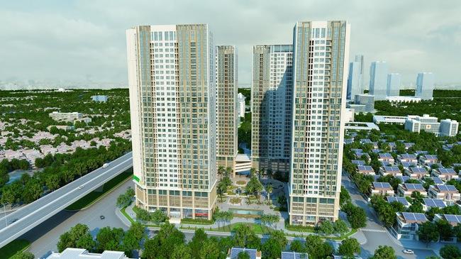 Chào bán chính thức tòa CT1 Eco-Green City – Quà tặng cho công dân toàn cầu